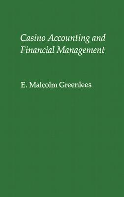 Image for Casino Accounting And Financial Management
