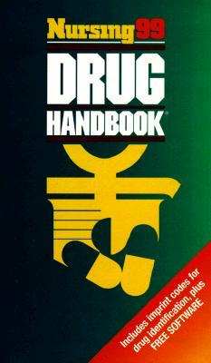 Image for Nursing 99 Drug Handbook (Annual)
