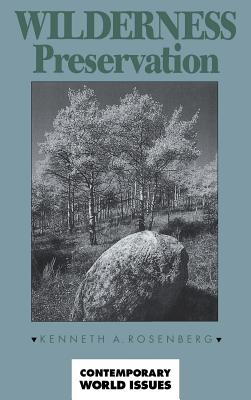 Image for Wilderness Preservation: A Reference Handbook (Contemporary World Issues)