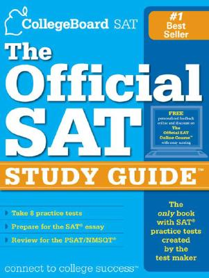 Image for The Official SAT Study Guide: For the New SAT (tm)