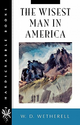 Image for WISEST MAN IN AMERICA