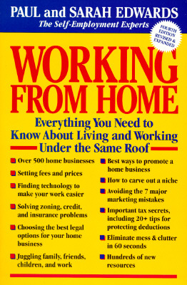 Image for Working from Home: Everything You Need to Know About Living and Working Under the Same Roof