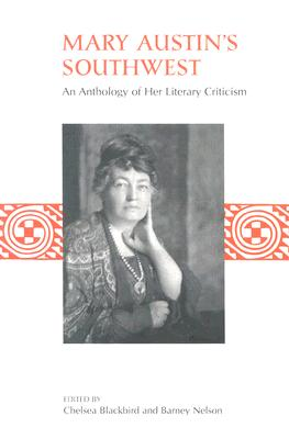 Image for Mary Austin's Southwest: An Anthology of Her Literary Criticism