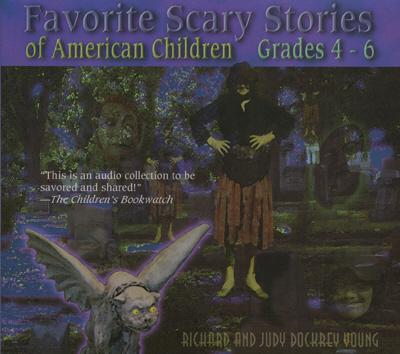 FAVORITE SCARY STORIES OF AMERICAN CHILD, RICHARD A. YOUNG