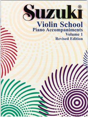 Suzuki Violin School, Vol. 1 (Piano Accompaniments)