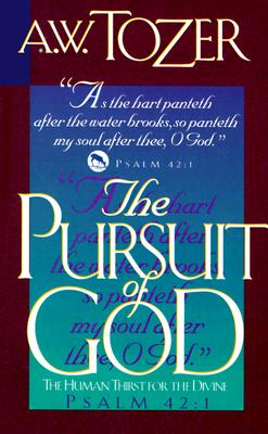 Image for Pursuit of God