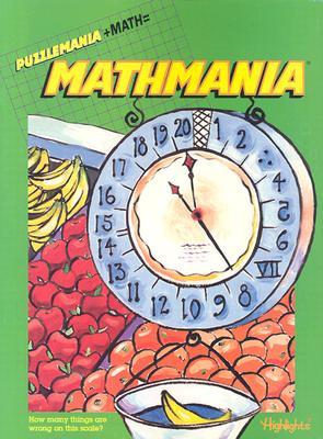 Image for Mathmania (Book 9)