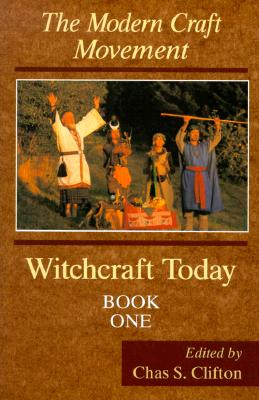 Image for Witchcraft Today Book One:  The Modern Craft Movement