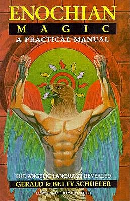 Image for Enochian Magic: A Practical Manual: The Angelic Language Revealed (Llewellyn's high magick series)
