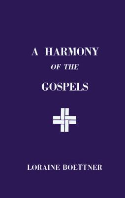 Image for A Harmony of the Gospels