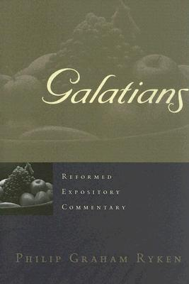 Image for Galatians (Reformed Expository Commentary) From the Library of Morton H. Smith) Signed