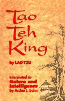Image for Tao Teh King
