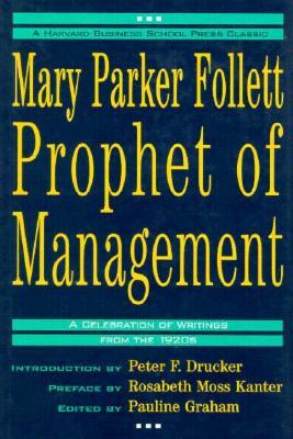 Image for Mary Parker Follett Prophet of Management