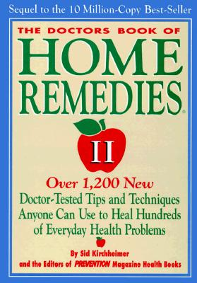 Image for DOCTOR'S BOOK OF HOME REMEDIES II