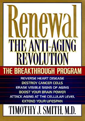 Image for Renewal : The Breakthrough Program for the Anti-Aging Revolution