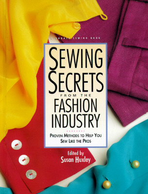 Image for SEWING SECRETS FROM THE FASHION INDUSTRY