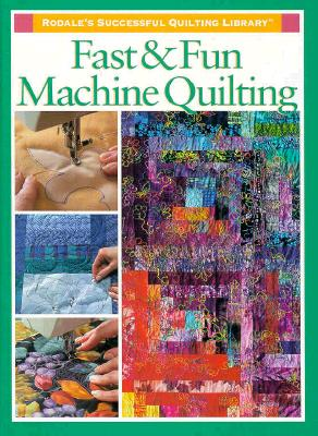 Image for Fast and Fun Machine Quilting