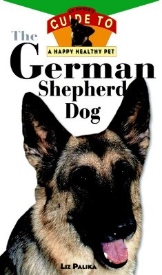 Image for The German Shepherd Dog: An Owner's Guide to a Happy Healthy Pet