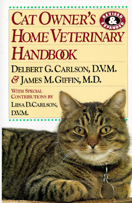 Image for Cat Owner's Home Veterinary Handbook