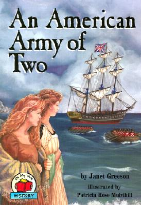 Image for An American Army of Two (Carolrhoda on My Own Books)