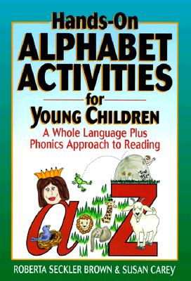 Image for HANDS-ON ALPHABET ACTIVITIES FOR YOUNG CHILDREN
