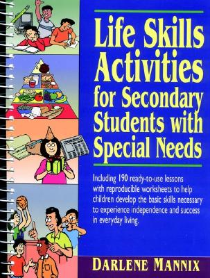 Image for Life Skills Activities for Secondary Students with Special Needs
