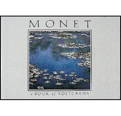 Image for Monet: A Book of Postcards (Postcard Books)