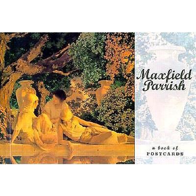 Maxfield Parrish: A Book of Postcards, Maxfield Parrish