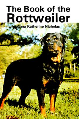 Image for BOOK OF THE ROTTWEILER