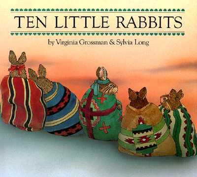 Image for Ten Little Rabbits