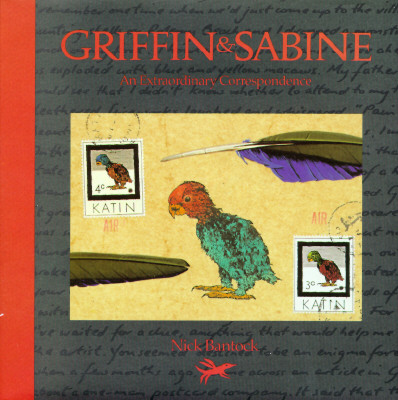Image for Griffin and Sabine: An Extraordinary Correspondence