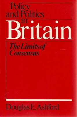 Image for Policy & Politics Britain (Policy & Politics In Industria)