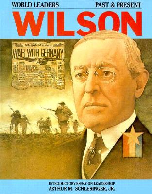 Image for Woodrow Wilson (World Leaders, Past and Present)