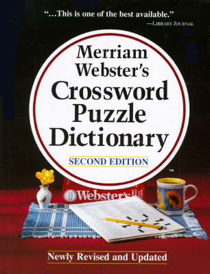 Image for Merriam-Websters Crossword Puzzle Dictionary