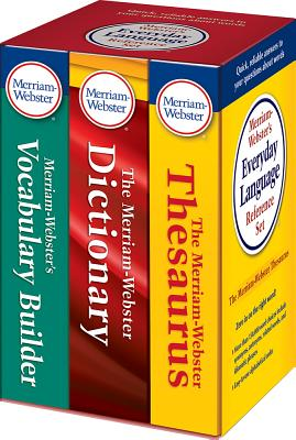 Image for Merriam-Webster's Everyday Language Reference Set, Newest Edition