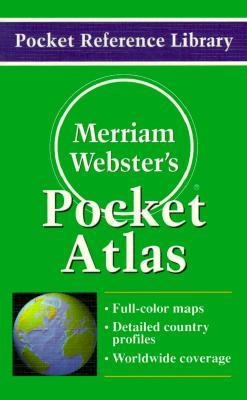 Image for Merriam-Webster's Pocket Atlas (Pocket Reference Library)