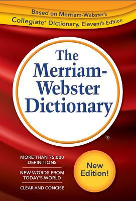 Image for The Merriam-Webster Dictionary, New Trade Paperback, 2019 Copyright