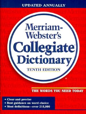 Image for Merriam-Webster's Collegiate Dictionary
