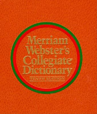 Image for Merriam-Webster's Collegiate Dictionary/Large Format/Indexed