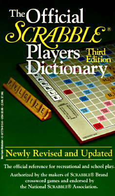 Image for The Official Scrabble Players Dictionary (Third Edition)
