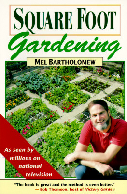 Image for Square Foot Gardening