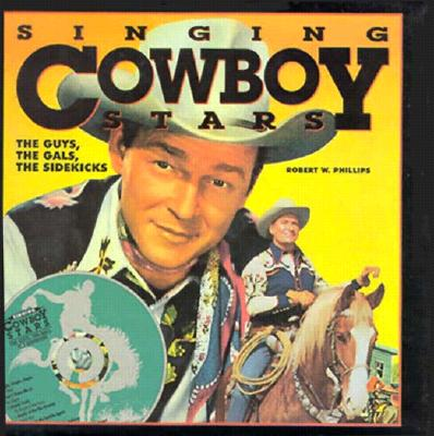 Image for Singing Cowboy Stars (Book and CD)