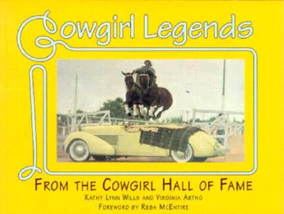 Image for Cowgirl Legends: From the Cowgirl Hall of Fame