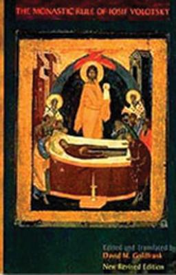 Image for The Monastic Rule of Iosif Volotsky (Cistercian Studies 36)
