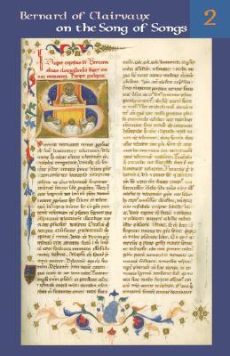 Sermons on the Songs of Songs (Bernard of Clairvaux on the Song of Songs)  Vol. 2, OF CLAIRVAUX, SAINT BERNARD