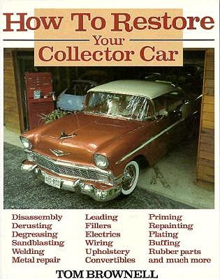 Image for How to Restore Your Collector Car