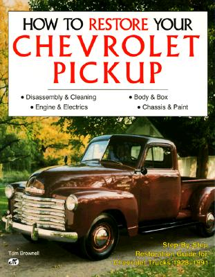 Image for How to Restore Your Chevrolet Pickup