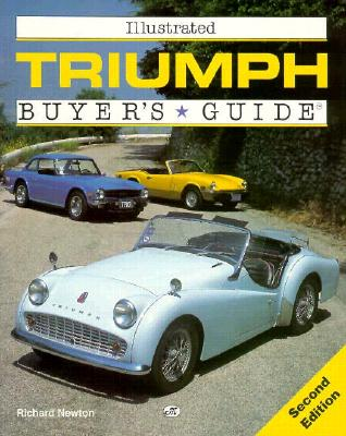 Image for Illustrated Triumph Buyer's Guide [Revised Edition]