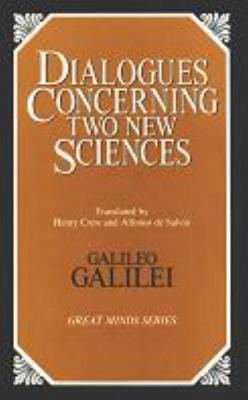 Image for Dialogues Concerning Two New Sciences (Great Minds)