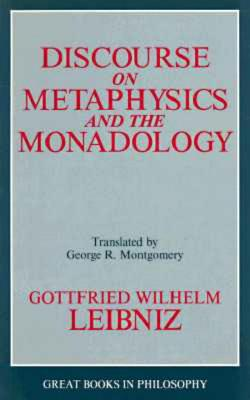 Image for Discourse on Metaphysics and the Monadology